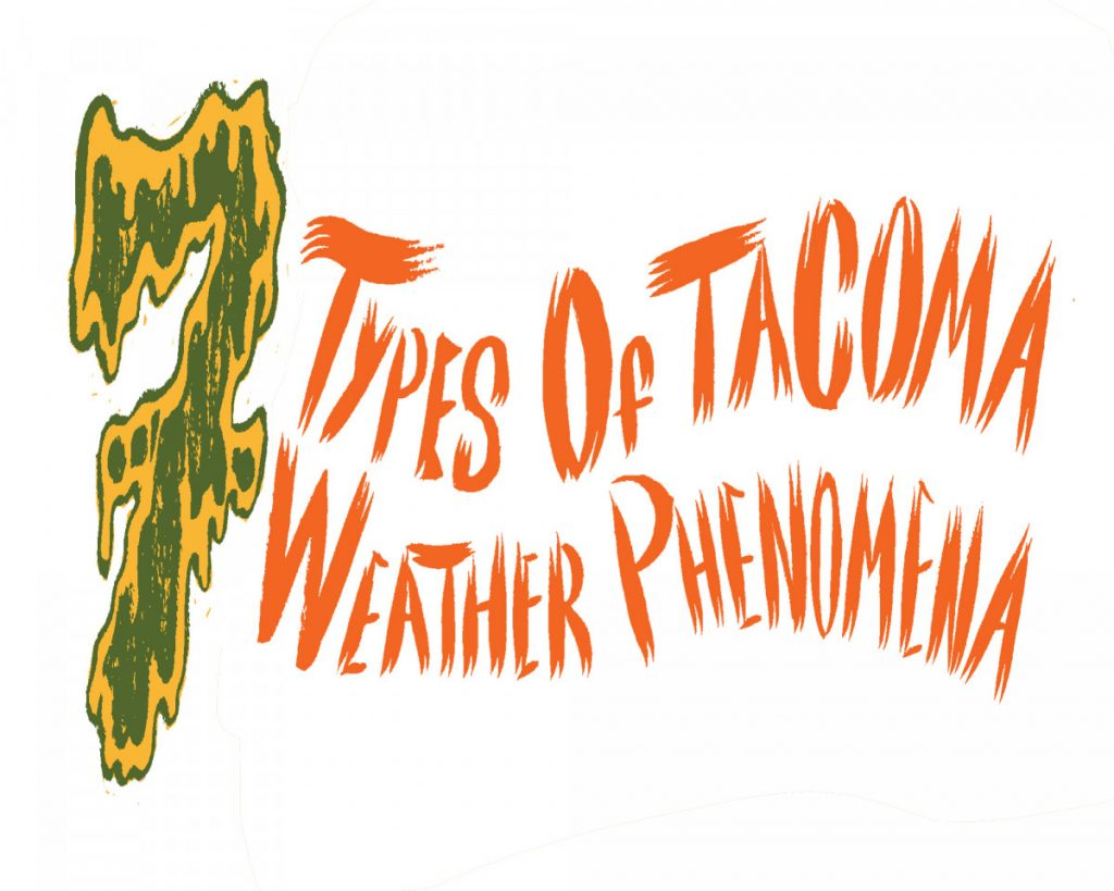 7 Types of Tacoma Weather